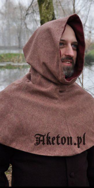 medieval hood model 2a